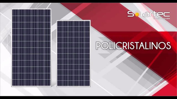 Panel Solar 250 W S60pc Fabricado En Mexico