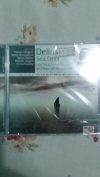Cd Frederick Delius - Sea Drift - Novo - Lacrado.