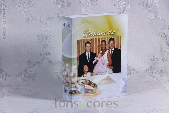 Album 15x21cm Personalizado 80 Fotos