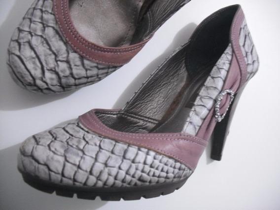 Sapato Boneca Meia Pata Tanara Tam 36 Usado Bom Estado