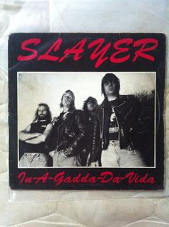 Slayer - In-a-gadda-da-vida - 1989 - Original