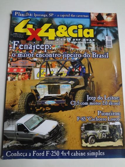 Revista 4 X 4 E Cia Ano. 14 N° 155