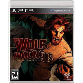 Game Ps3 The Wolf Among Us