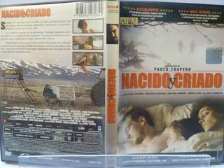 Nacido Y Criado Pablo Trapero Dvd Original 1az
