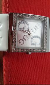 Relogio Guess W75000l1 Couro Frete Gratis White Luxo Joia