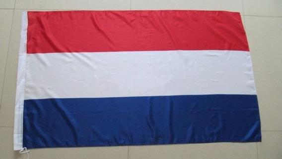 Bandera Holanda 150x90cm Pais Seleccion Coleccion E-866
