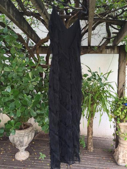Lindo Vestido Longuete Coquetel