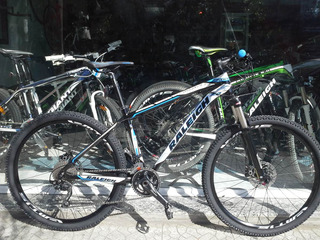 Bicicleta Raleigh Mojave 7.0
