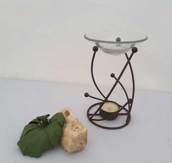 Difusor O Sahumerio Twist Con Balines Para Aromaterapia