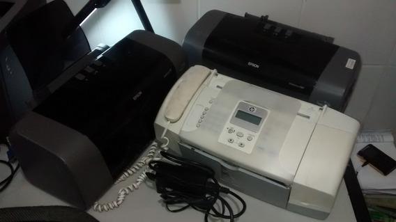 Impressoras Jato De Tinta(epson E Hp) Para Sucata