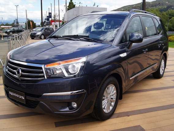 Ssangyong Rodius Turbo Diesel