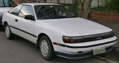 Manual De Taller Toyota Celica (1985-1989) Español