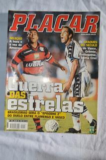 Revista Placar #1153 - Jul/99 - Guerra Das Estrelas