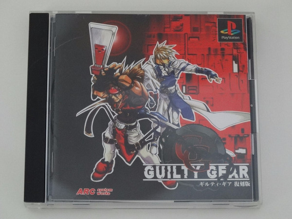 Ps1 Guilty Gear Japones