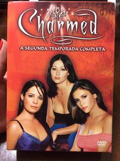 Dvd Série Charmed - 2a Temporada Tempo