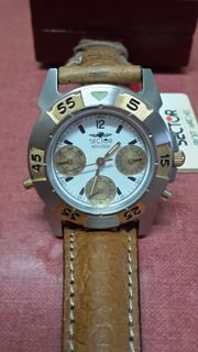 Reloj Deportivo De Dama Sector Quarzo Suizo Mod 1851400567