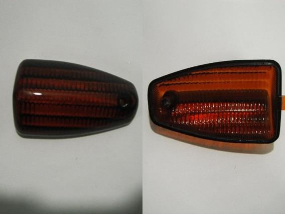 Lente Do Pisca Para Falcon Nx400 Model. Original -valplast-
