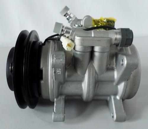 Imagem 1 de 5 de Compressor Ar Cond Hilux 2.8 3.0 Até 2002 047200-3161