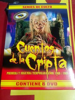 Serie - Cuentos De La Cripta 1ra Y 2da Temporada