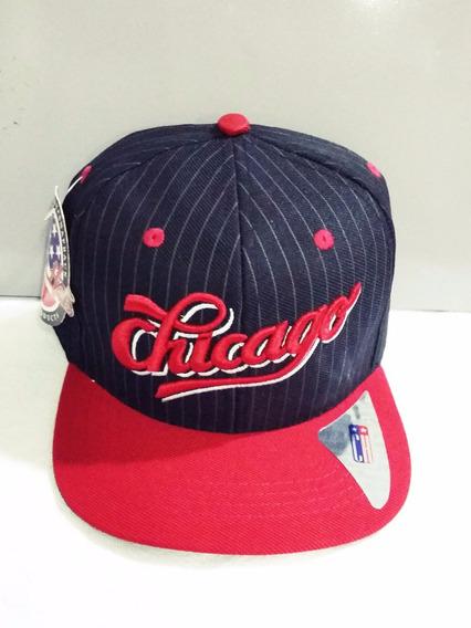 Boné Aba Reta Chicago, Bulls, Hurley - Importados