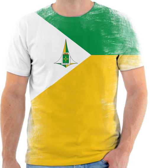 Camiseta, Camisa Bandeira Brasilia Distrito Federal 2.