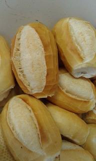 Pão Francês Congelado Com Equipamentos Comodato