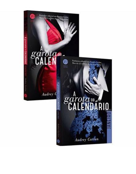Kit A Garota Do Calendario - Jan/fev