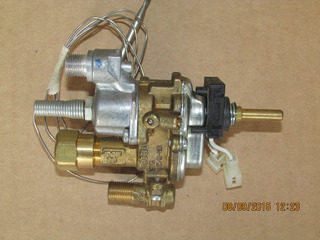 Termostato Doble De Horno A Gas Mabe General Electric