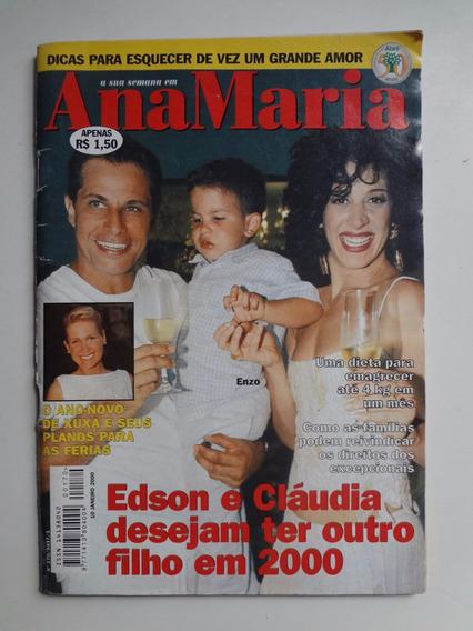 Revista Ana Maria Nº 170 Claudia Raia