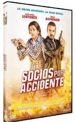 Dvd Socios Por Accidente Nuevo  Original Elfichu2008