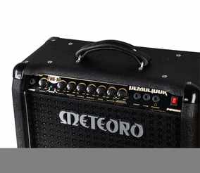 Amplif. P/ Guitar Meteoro Demolidor Fwg50 Rverb+chorsc/frete
