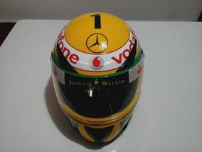 Capacete Lewis Hamilton 2007 F1