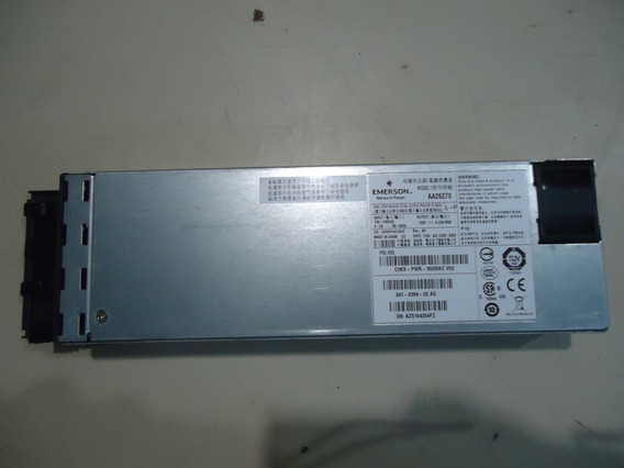 Fonte Cisco Catalyst 3750-x Emerson Modelo Aa26270