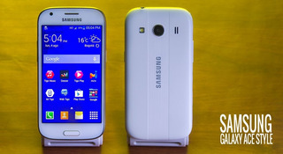 Samsung Galaxy Ace Style Liberado