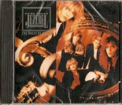 Cd Gene Loves Jezebel -house Of Dolls (novo)