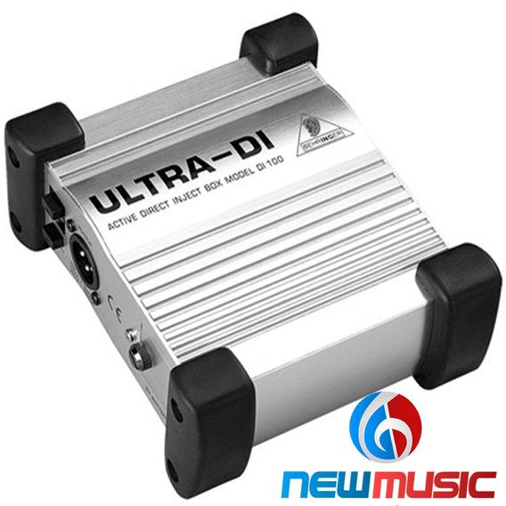 Directbox Behringer Ativo Ultra Di100 #368