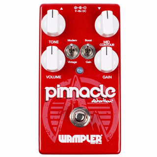 Wampler Pinnacle Distorsion Pedal Guitarra