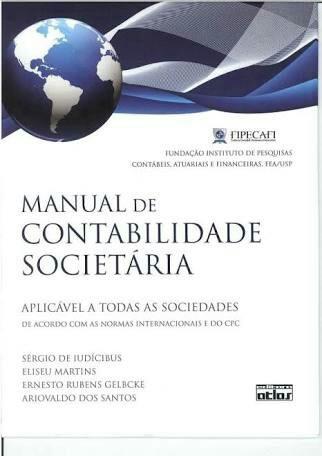 Manual De Contabilidade Societária Ed 2010