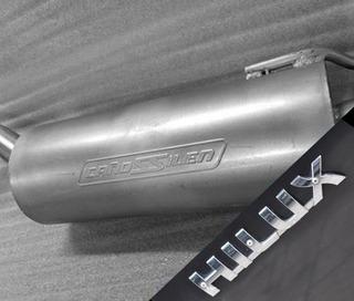 Original Toyota Hilux Surf De Importación De Escape Delantero Pipa