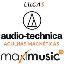 Agulha Audio- Technica Yellow Star Atn-71e, Na Caixa Lacrada