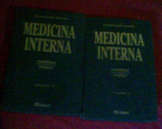 Livro De Medicina Interna Em Espanhol