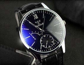Relógio Masculino Algarismos Romano R$49,90+ Frete Grátis