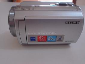 Sony Dcr-sr68 - Hd Não Funciona