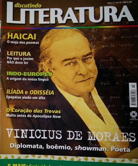 Revista Discutindo Literatura Nº 3