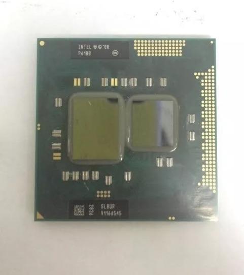 Processador Notebook Intel Pentium Dual Core Mobile P6100