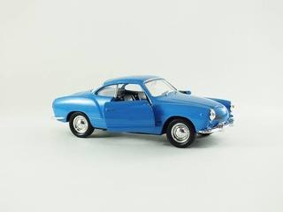Miniatura Volkswagen Karmanghia 1966 1/32 Welly