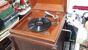 Gramofone Vitrola Movel Antigo 1906