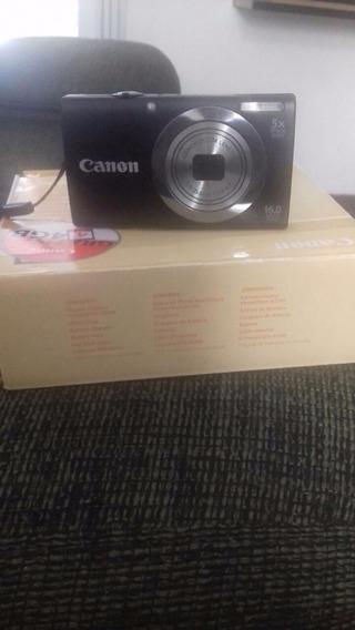 Camera Canon - Zoom Lens 5x 16.0 Mega Pixel