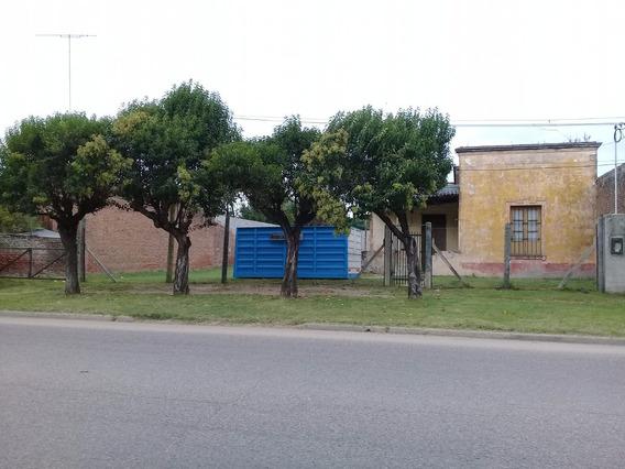 Casa Antigua Sobre 2 Lotes