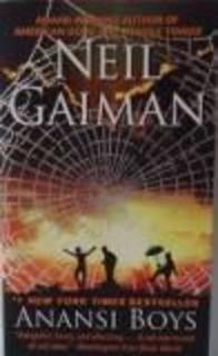 Livro Anansi Boys Neil Gaiman